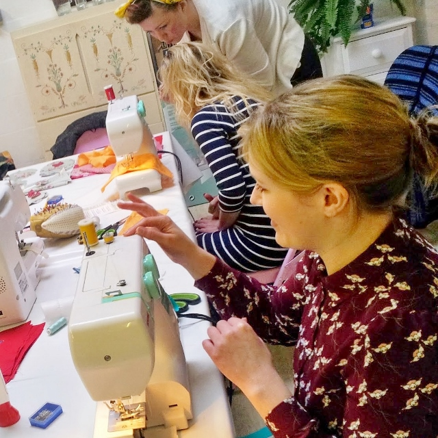 Drop in and Sew: Wednesdays